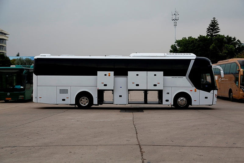 Автобус Golden Dragon XML 6126 JR (H=3,7 м)
